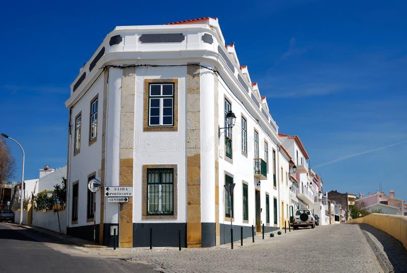 葡萄牙正弦 库存图片