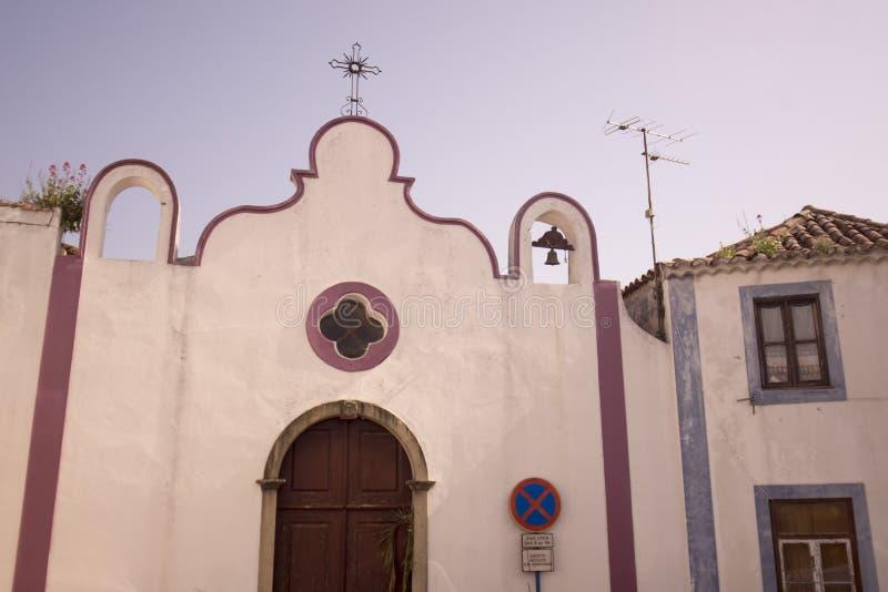 葡萄牙阿尔加威谢尔DA MONCHIQUE 免版税图库摄影