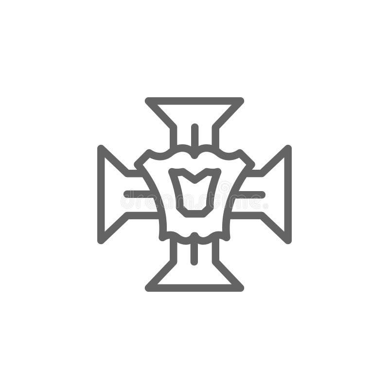葡萄牙,国家队象 葡萄牙象的元素 网站设计和发展的,应用程序稀薄的线象 库存例证