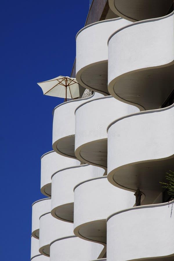 葡萄牙:阳台在里斯本 免版税库存照片