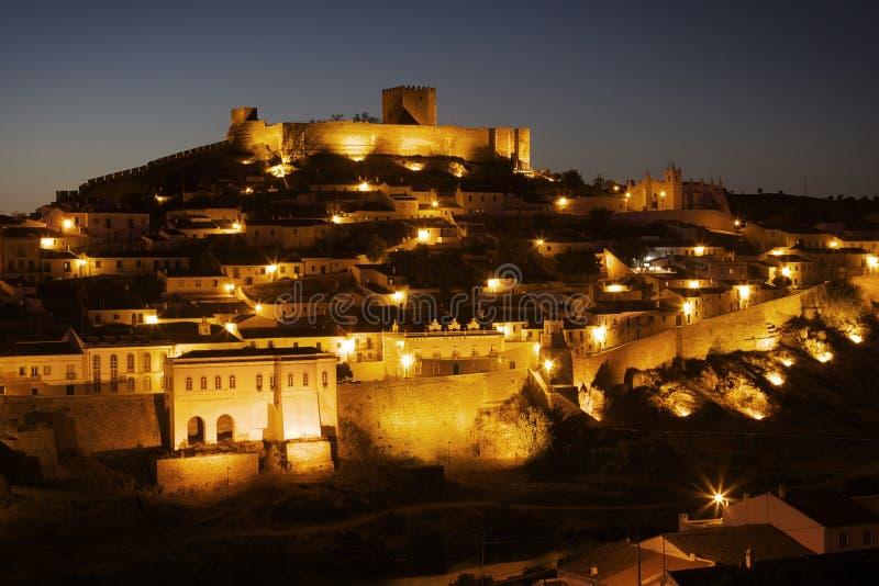 葡萄牙:Mertola 库存图片