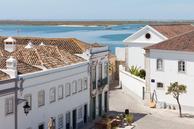 葡萄牙-法鲁 库存图片
