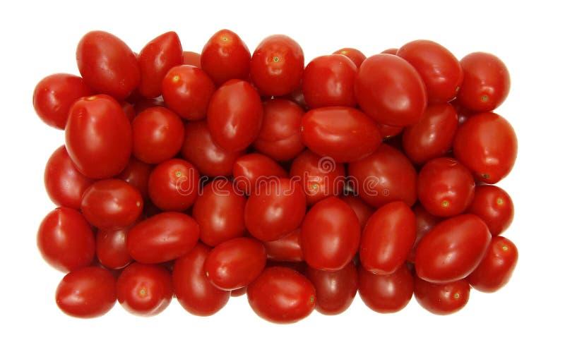 葡萄蕃茄 免版税库存图片