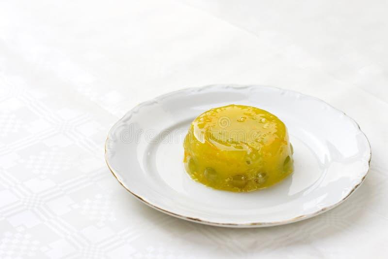 葡萄软糖桔子 库存照片