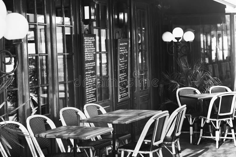 葡萄酒咖啡馆 库存图片