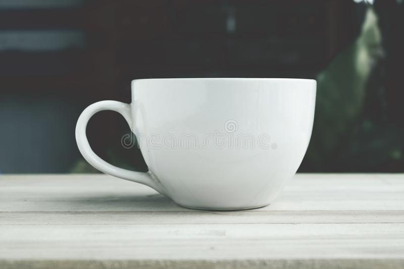 葡萄酒咖啡 图库摄影