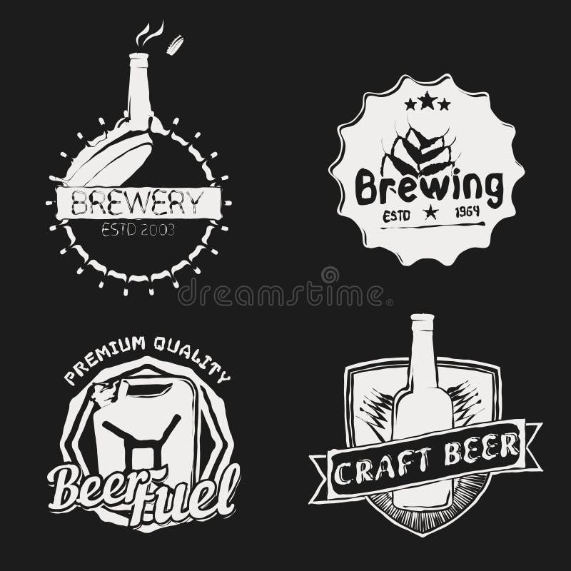 葡萄酒啤酒厂(酿造)象, 皇族释放例证