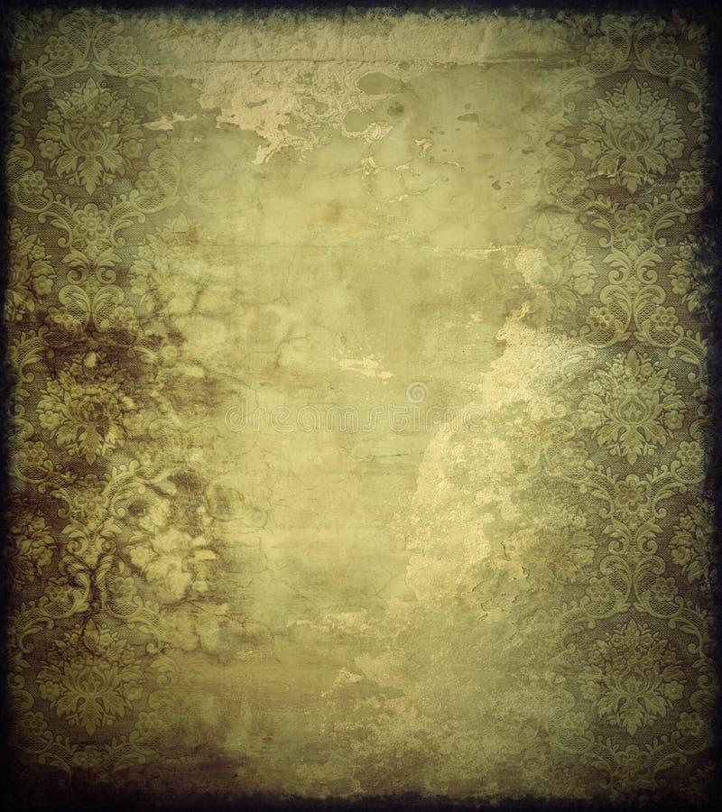 葡萄酒墙壁 库存照片
