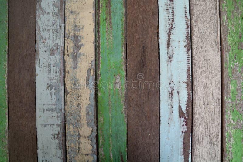 葡萄酒墙纸的木物质背景 免版税图库摄影