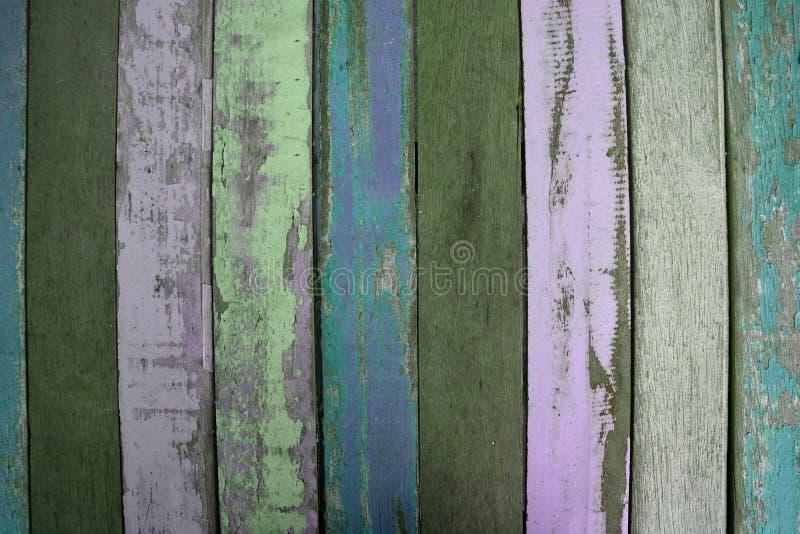 葡萄酒墙纸的木物质背景 库存照片