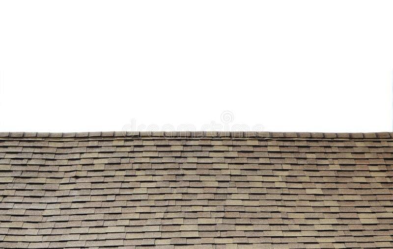 葡萄酒小瓦屋顶 图库摄影