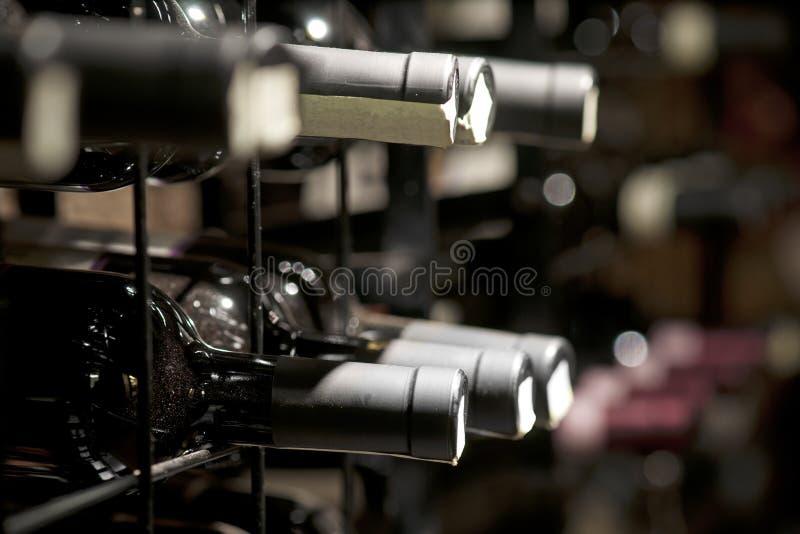 葡萄酒库 免版税库存照片