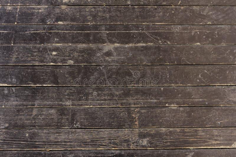 葡萄酒木背景纹理 库存照片