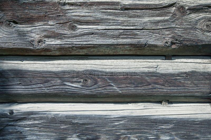葡萄酒木背景 板条富有的木五谷纹理  图库摄影