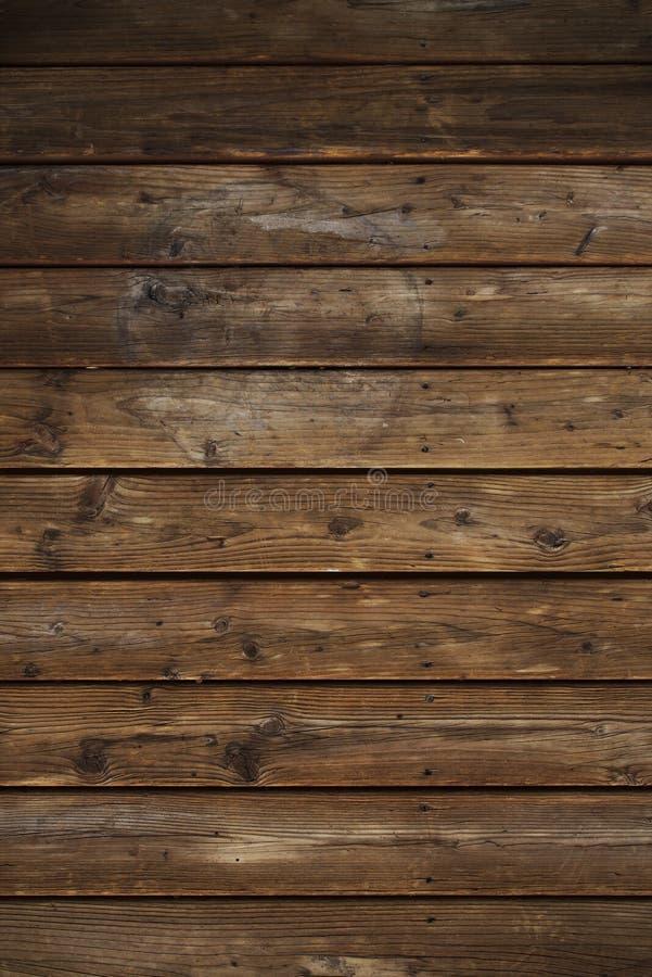 葡萄酒木头板条 免版税库存图片