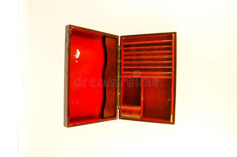 葡萄酒木boxpaper,空白,空,背景,书,页,开放,白色,空间,老,文件,事务,笔记, educ特写镜头  库存照片