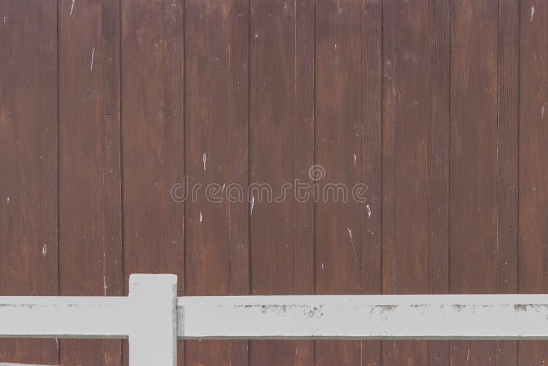 葡萄酒棕色木纹理 库存照片