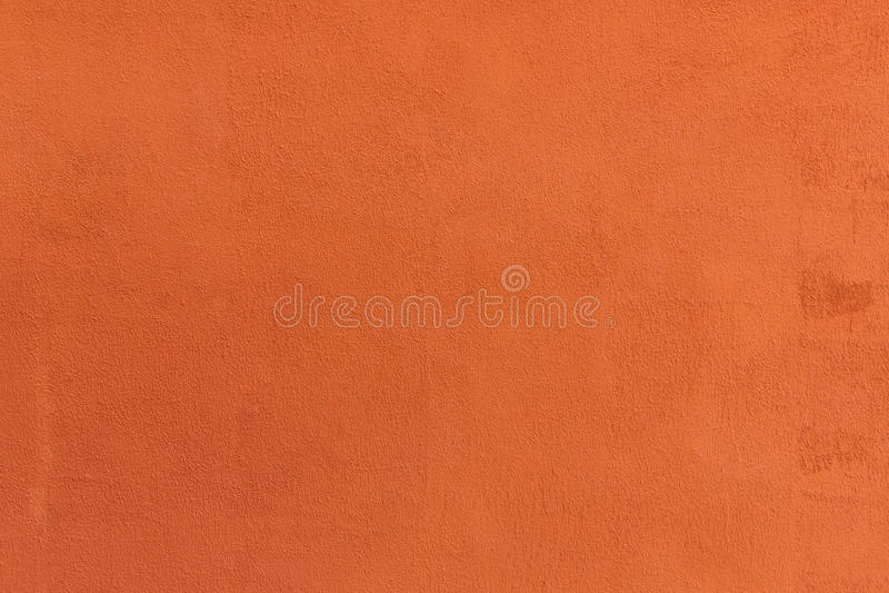 葡萄酒橙色颜色水泥背景  库存图片