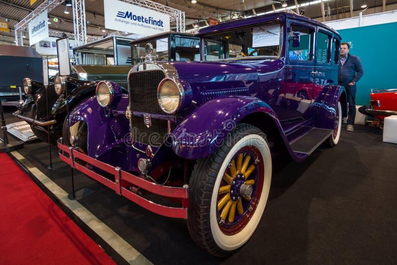 葡萄酒汽车推托兄弟标准六, 1928年 免版税库存图片