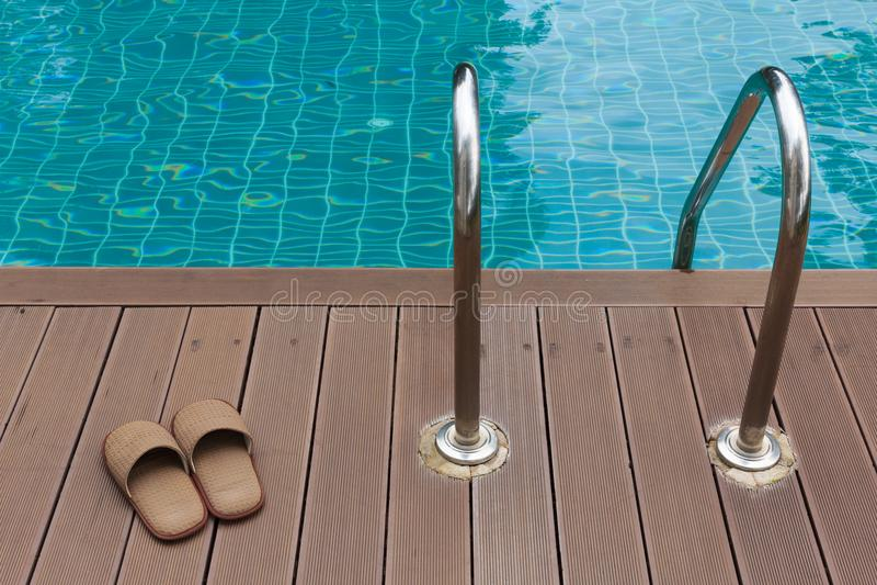 葡萄酒游泳池背景 库存照片