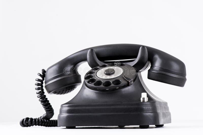 葡萄酒电话 库存图片