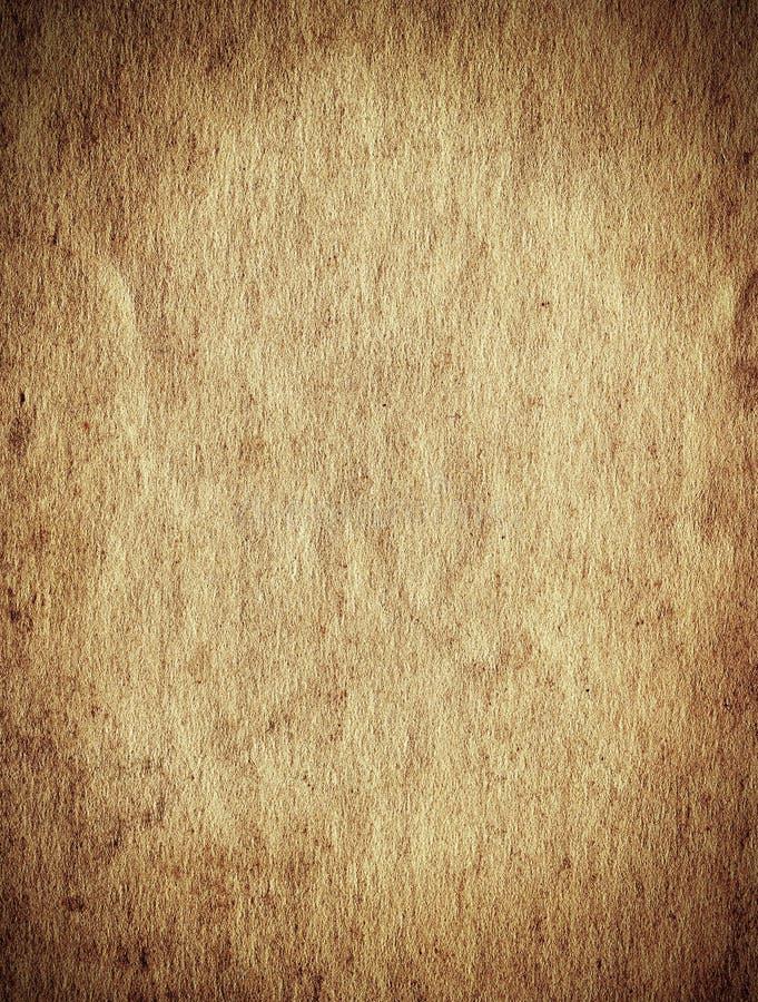 葡萄酒纸纹理 库存照片
