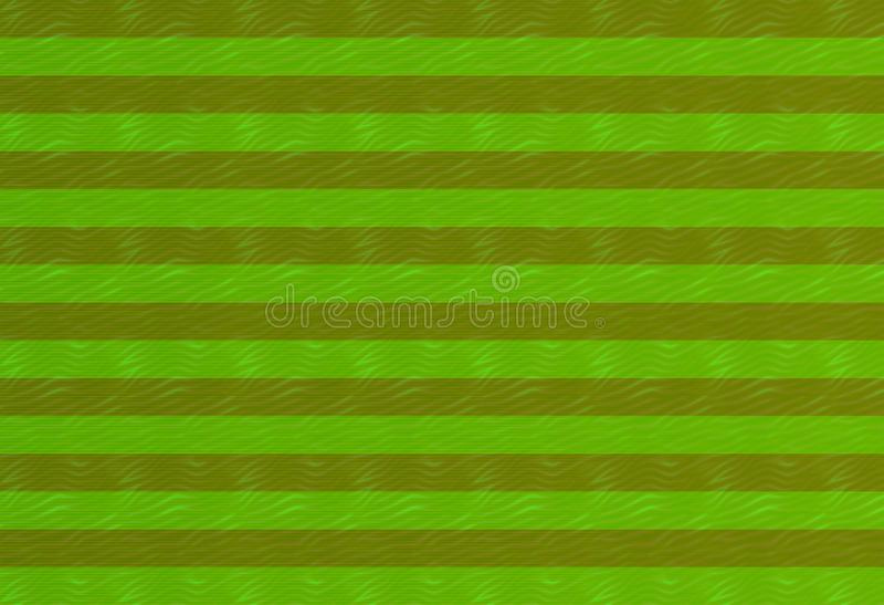 葡萄酒绿色纹理黑暗的橄榄色的线,仿造镶边织地不很细背景欢乐设计 库存例证