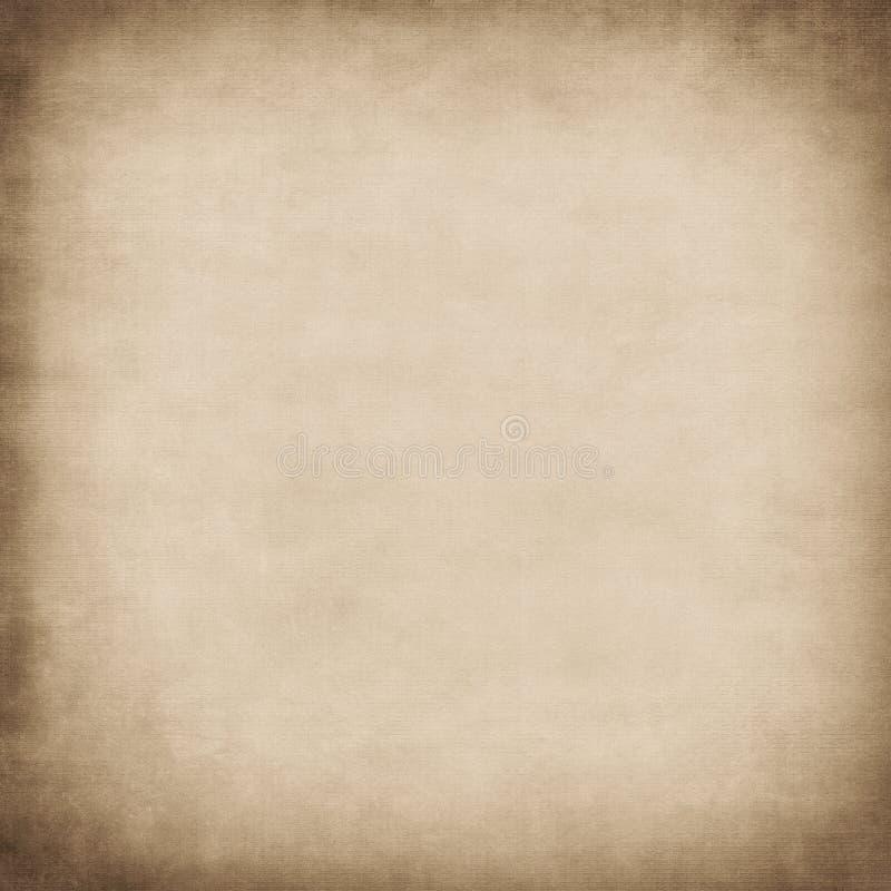 葡萄酒老纸 免版税库存图片