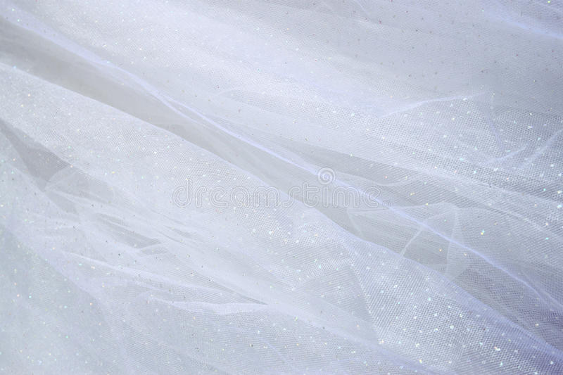 葡萄酒薄纱薄绸的纹理背景 新娘概念礼服婚姻纵向的台阶 免版税库存图片