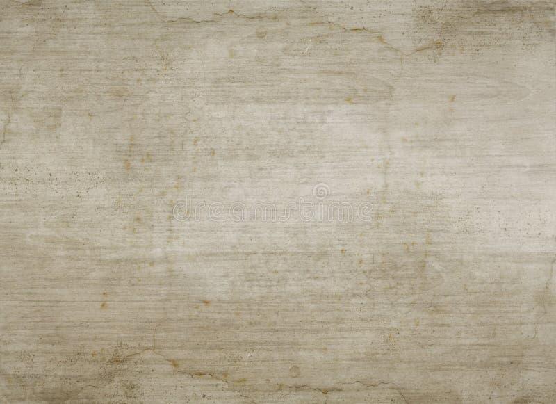 葡萄酒软的棕色纹理 免版税库存图片