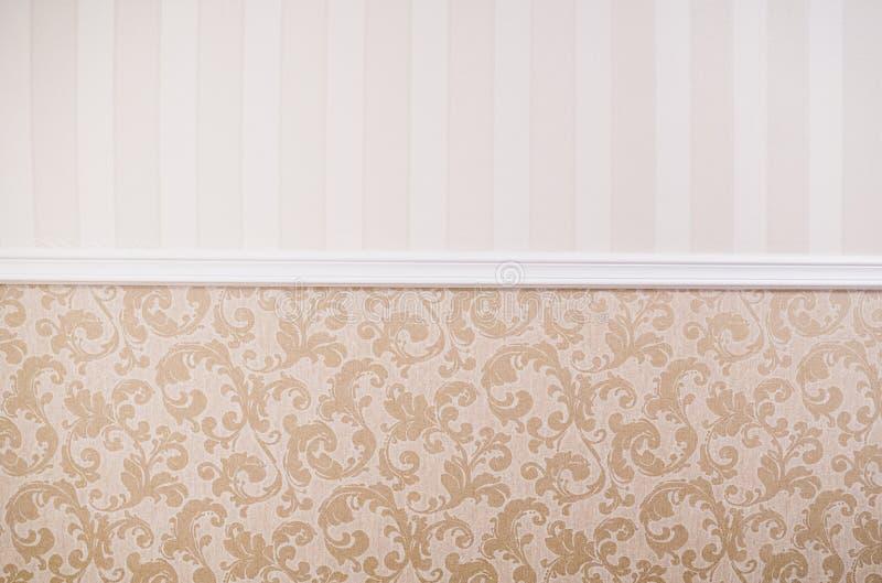 葡萄酒难看的东西墙纸纹理背景 免版税图库摄影