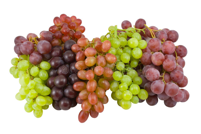 葡萄 库存照片
