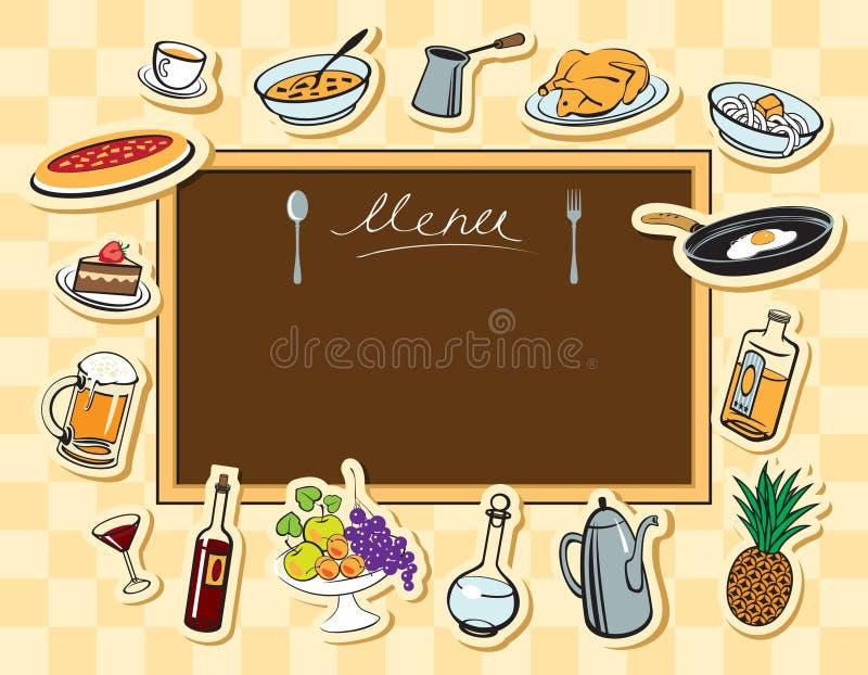 Download 董事会断送多种菜单 向量例证. 插画 包括有 菜单, 会议室, 咖啡, 消息, 的biscayne, 热奶咖啡 - 22350809
