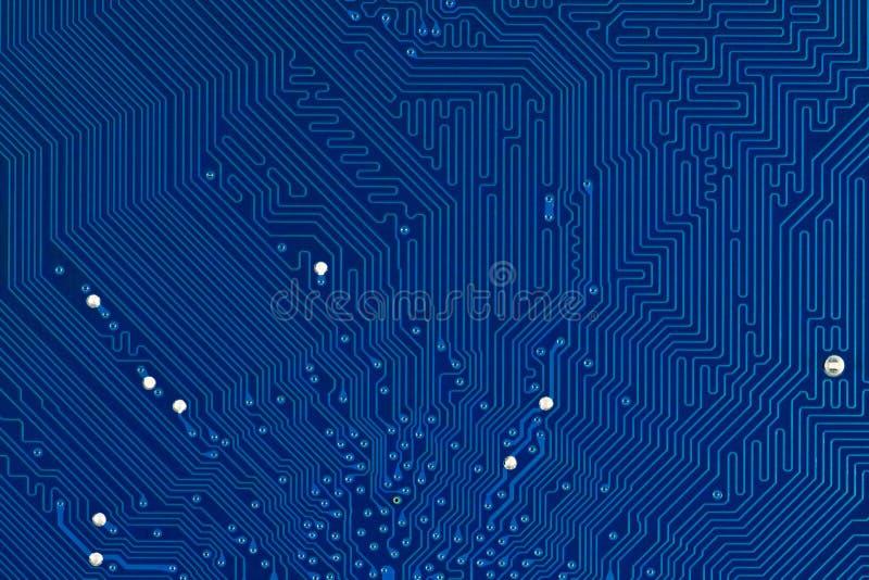 董事会电路计算机 免版税图库摄影