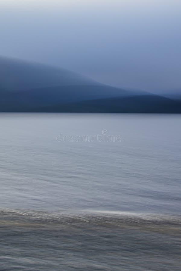 蒂阿瑙湖3 免版税库存照片