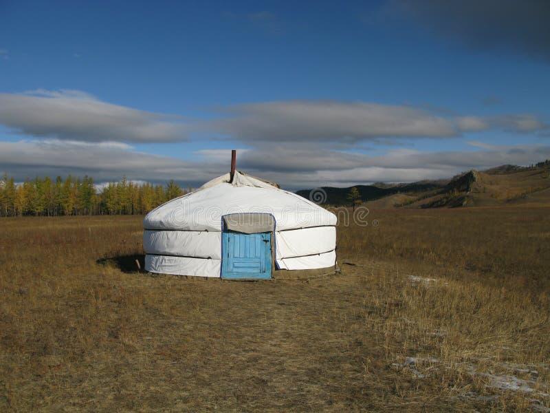 蒙古 免版税库存图片