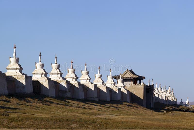 蒙古 免版税库存照片