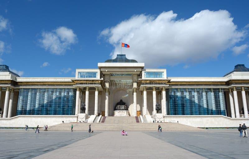 蒙古Ulaanbator 2 库存图片