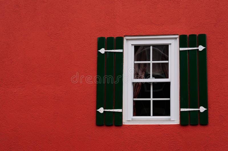 蒙特利尔典型的房子  库存照片