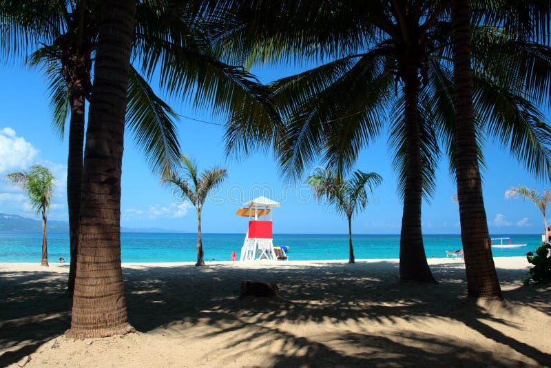 蒙特哥贝,牙买加 库存照片