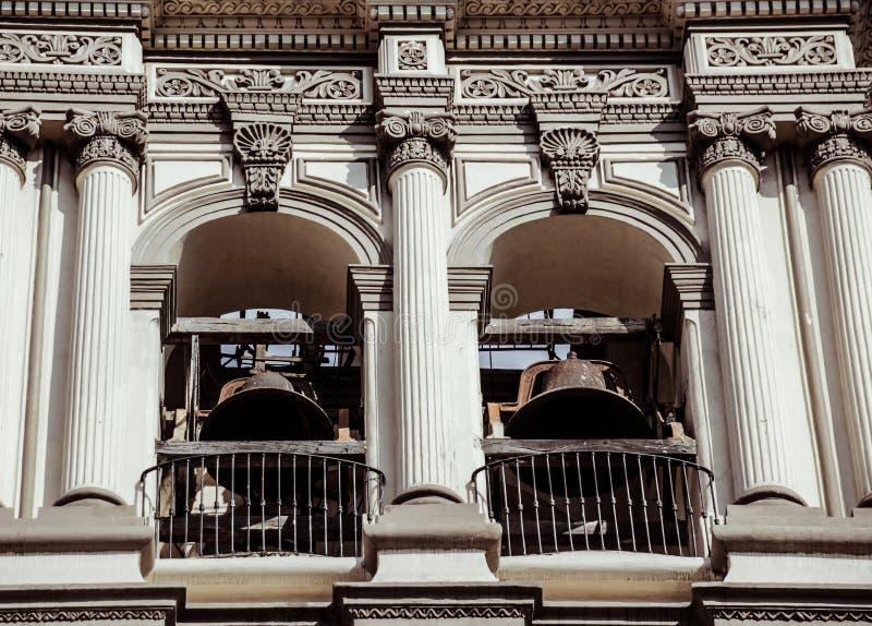 蒙特雷墨西哥大教堂 免版税库存图片
