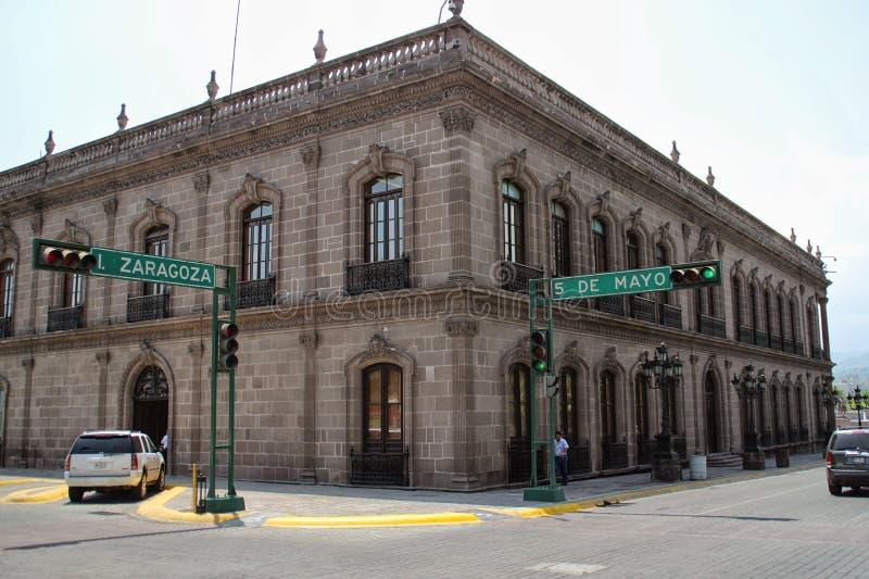 蒙特雷,墨西哥 库存照片