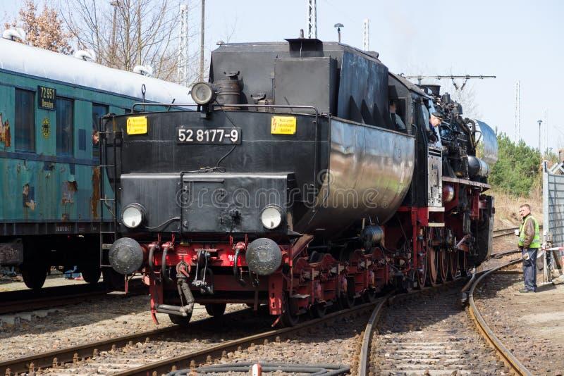 蒸汽机车工商管理硕士14066 (Orenstein &考贝尔) 免版税库存图片