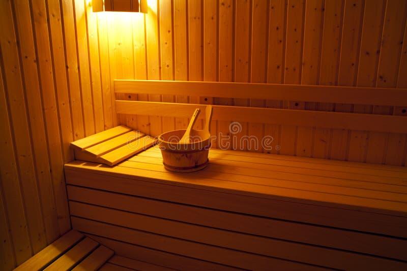 蒸汽浴室 图库摄影