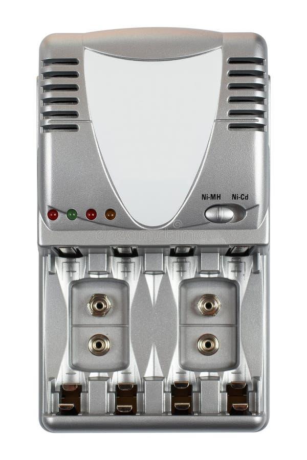 蓄电池充电器 免版税图库摄影