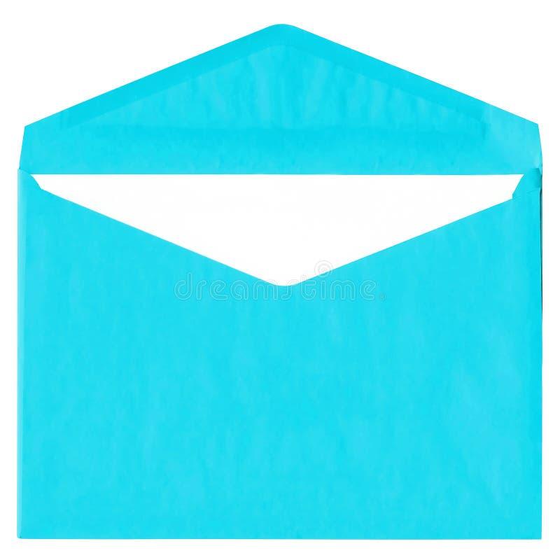 蓝绿色信包查出葡萄酒白色 免版税库存照片