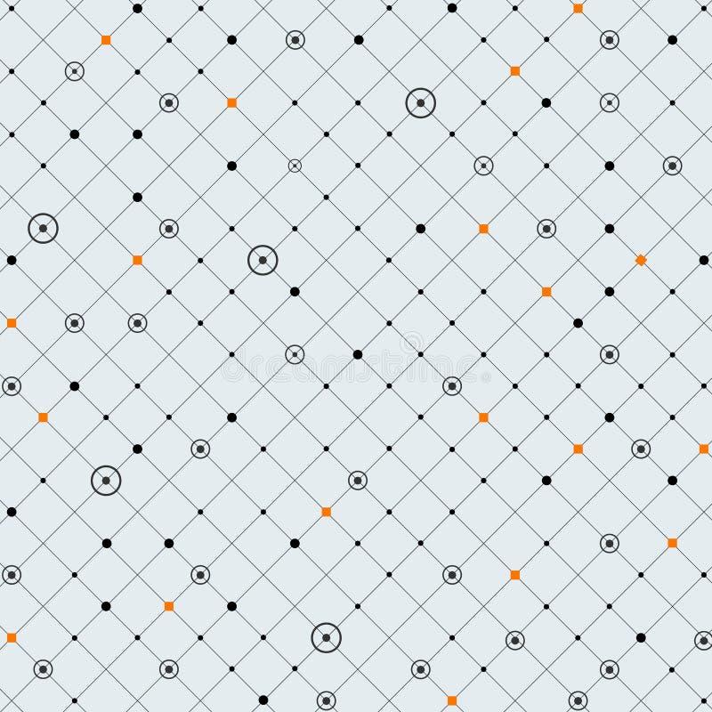 蓝色三角形状摘要仿造现代设计背景 皇族释放例证