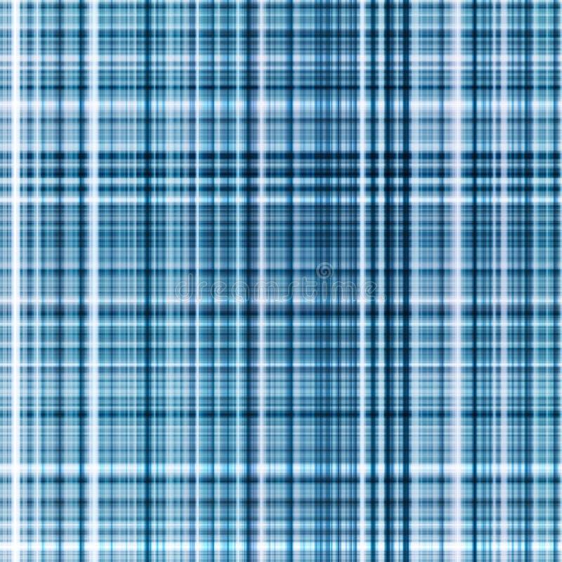 蓝色上色网格轻的模式 皇族释放例证