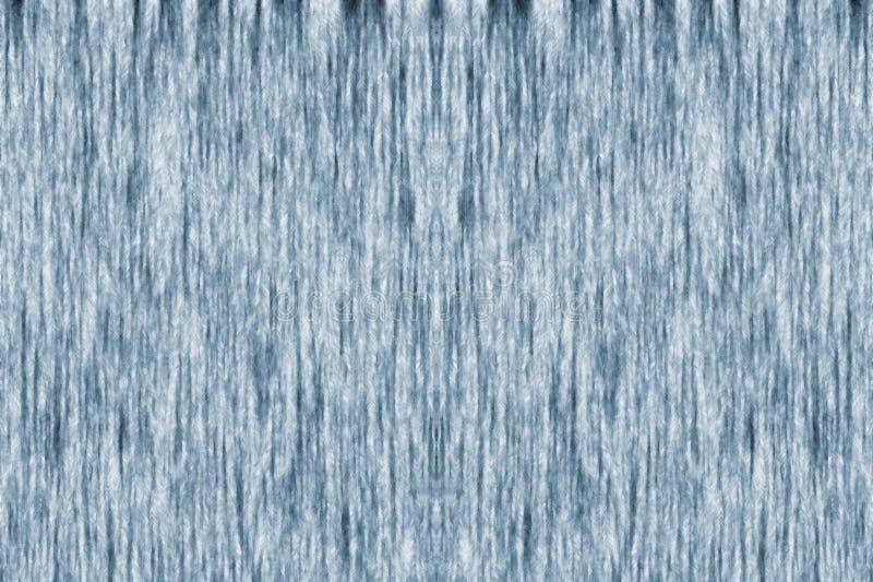 蓝色冰纹理  向量例证