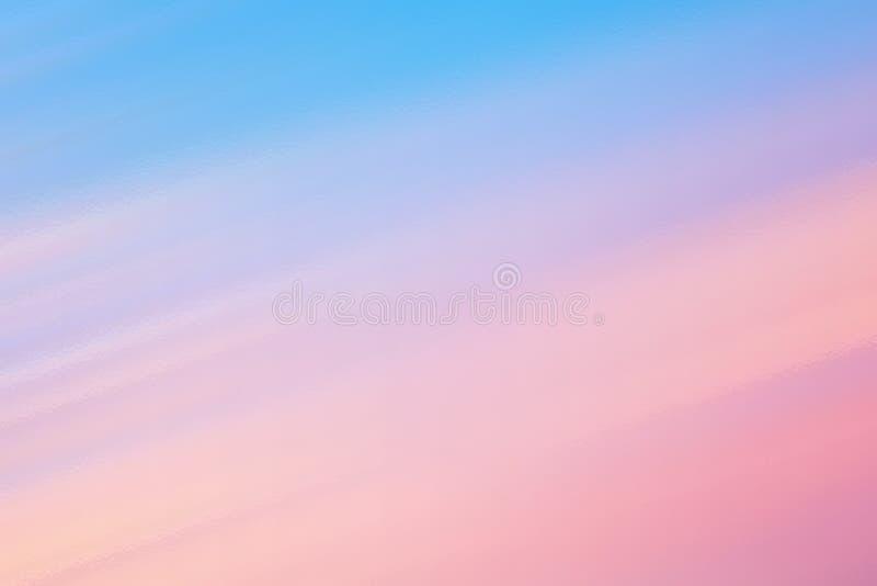 蓝色和桃红色抽象玻璃纹理背景或样式 皇族释放例证